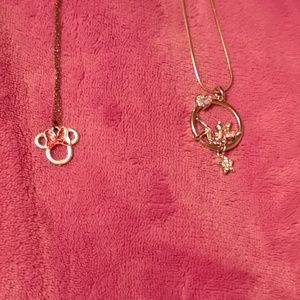Other - Disney themed necklaces